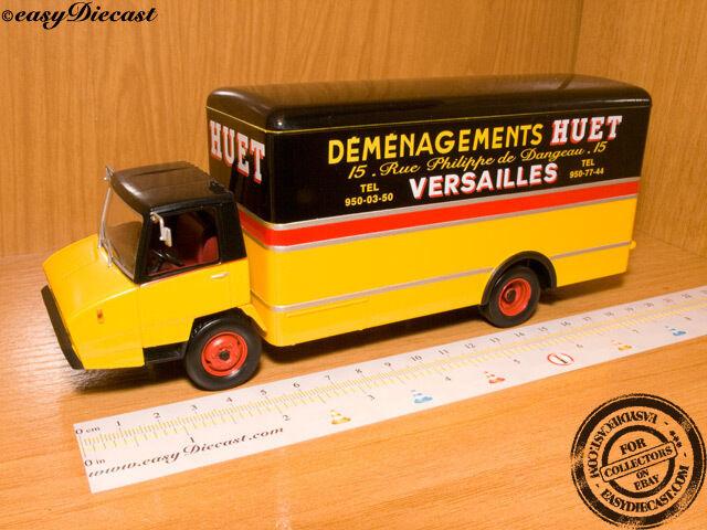 garantizado BERLIET STRADAIR 50 Huet 1 43 43 43 Francia francés camión 1968  online al mejor precio