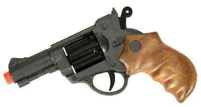 Edison Giocattoli Pistolet Revolver enfant Agent secret 007 Bond Kinderpistole