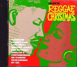 SELEKTA REGGAE CHRISTMAS: ISLAND HOLIDAY MUSIC (1990, CD) JAPANESE PRESS! RARE! | eBay