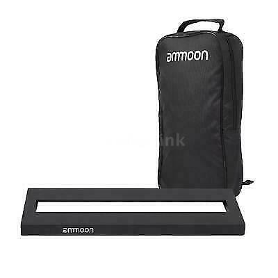 ammoon db 1 mini guitar pedal board with carrying bag tapes h2u0 d6c2 for sale online ebay. Black Bedroom Furniture Sets. Home Design Ideas