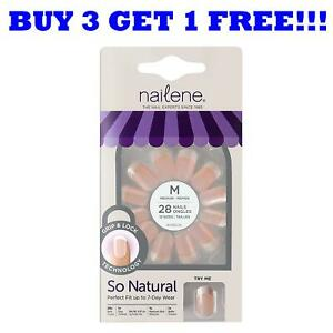 Nailene-So-Natural-Ultra-Flex-Pink-French-Medium-Nails-28-nails