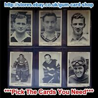 ☆ A&BC 1954 All Sports Series (G/F) ***Pick The Cards You Need***