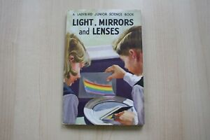 VINTAGE-LADYBIRD-BOOK-Light-mirrors-and-Lenses-621-2-6