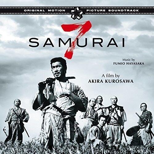 Fumio Hayasaka - Seven Samurai (Original Soundtrack) [New CD] Bonus Tracks, Rmst