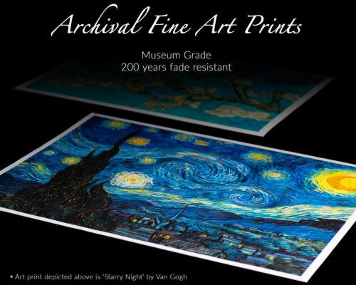 Arthur Streeton Golden Summer Eaglemont 1889 Fade Proof HD Art Print or Canvas