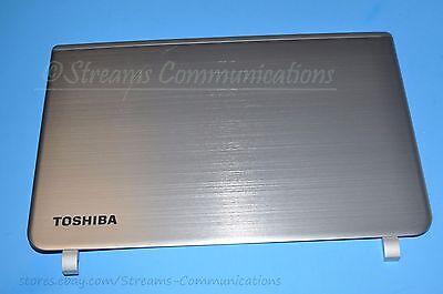 "Antenna TOSHIBA Satellite P755 P755-S5215 15.6/"" Laptop LCD Back Cover w//Webcam"