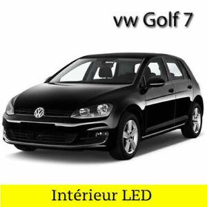LED-Innenraumbeleuchtung-Beleuchtung-Set-9-led-Gluehbirnen-fuer-VW-Golf-7-VII
