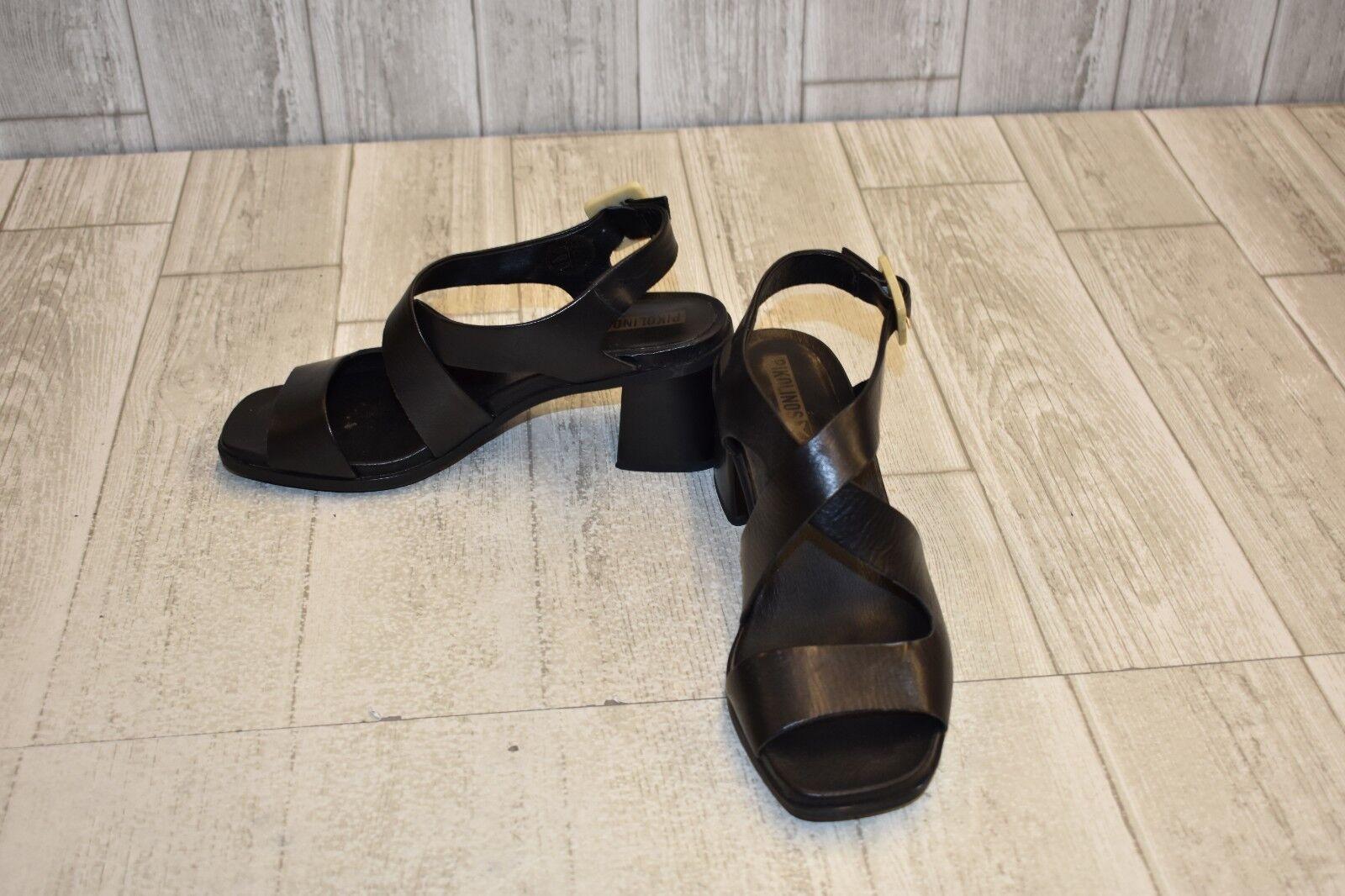 Pikolinos Womens Kenia Sandals-Women's size 7.5-8 Black