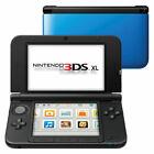Nintendo 3DS XL Blue/Black Handheld System (SPRSBKA1)