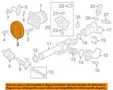 VW VOLKSWAGEN OEM 11-17 Touareg 3.6L-V6 Water Pump-Pump Pulley Bolt N90544203