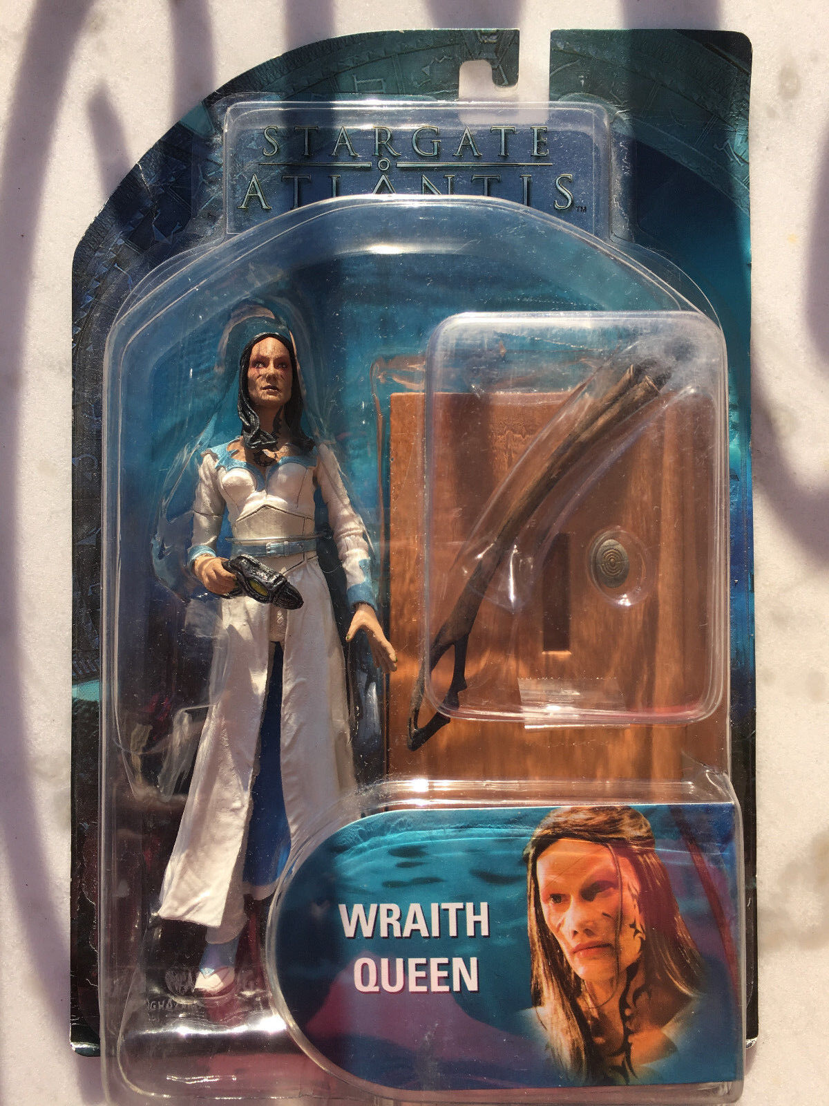 Stargate Atlantis Series 2 Wraith Queen Figure