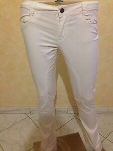Pantalone-SIVIGLIA-TAGLIA-SIZE-28-DONNA-PANTS-WOMAN-PANTALON-FEMME-COTONE-P-1538