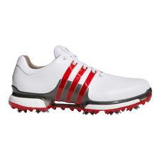 5648c0b2d0ec adidas Tour 360 Prime Boost Golf Shoes F33345 White shock Blue min ...