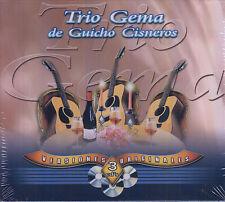 CD - Trio Gema De Guicho Cisnero NEW Versiones Originales 3 CD - FAST SHIPPING !