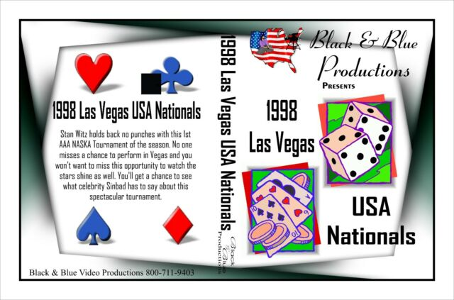 1998 Las Vegas USA Nationals karate Tournament
