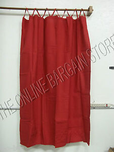 1 Pottery Barn Tri Top Linen Window Curtains Drapes Panels