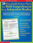 50 Reproducible Strategy Sheets That Build Comprehension During Independent Reading: Engaging Forms That Guide Students to Use Reading Strategies and Recognize Literary Elements - and Help You Assess Comprehension by Anina Robb (Paperback, 2003)