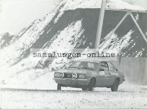 OPEL-Ascona-2000-Rallye-MARC-TIMMERS-amp-ROBERT-VANCLAIRE-Motorsport-Foto