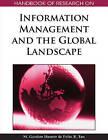 Handbook of Research on Information Management and the Global Landscape by IGI Global (Hardback, 2009)
