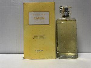 Eaux-de-Fraiche-by-Caron-3-3-oz-100ml-Eau-de-Toilette-Spray-for-Men-Rare