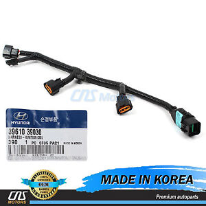 image is loading genuine-ignition-coil-wire-harness-for-2001-06-