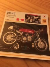 1966 Kawasaki 125 Cc Ka 1 Grand Prix Dave Simmonds Race Motorcycle
