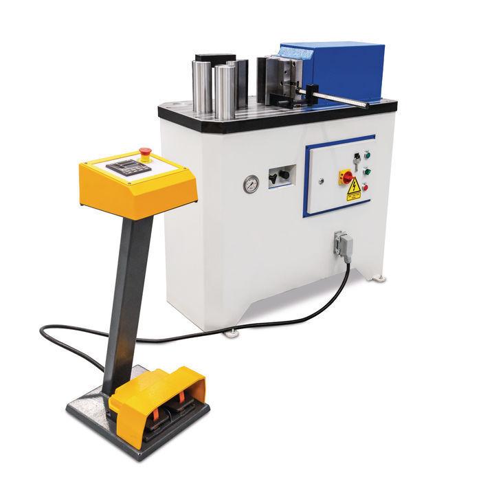 Horizontalbiegepresse Metallkraft HBP 30 Digital Horizontalbieger  Richtpresse