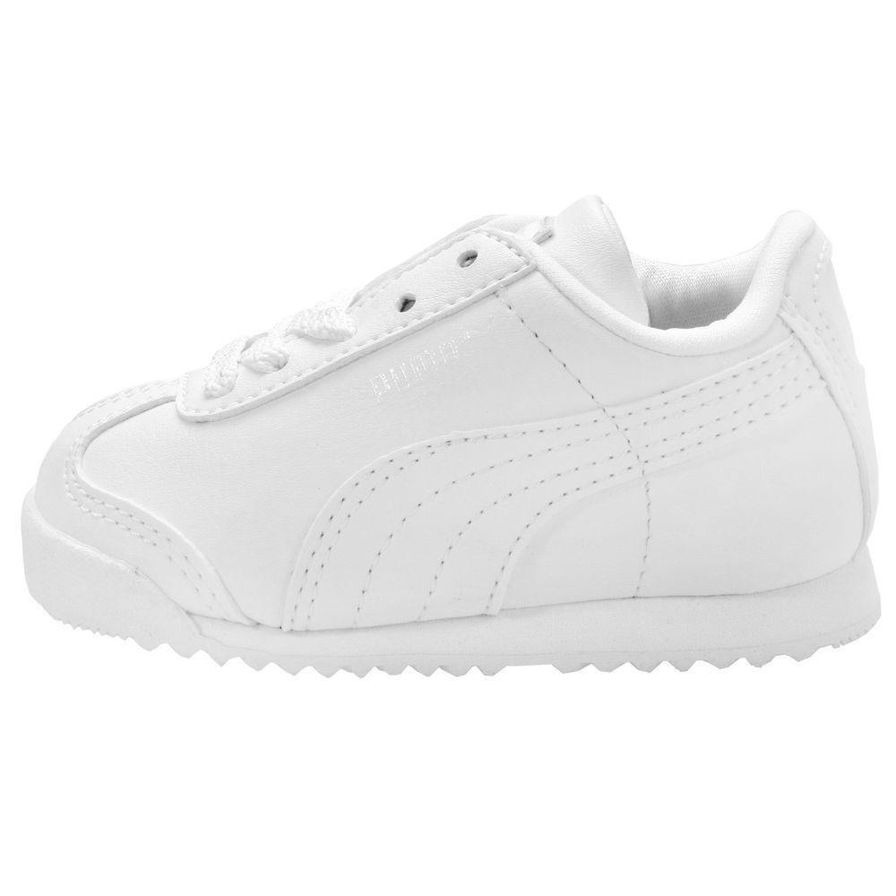 Puma Roma White//White TD 354260 14