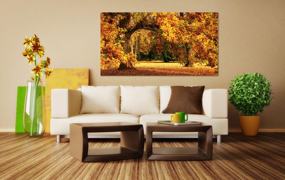 3D Gold Silberne Blätter  855 Fototapeten Wandbild BildTapete AJSTORE DE Lemon