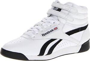 Reebok V56098 5 Hi S Bianco Nero Classic Sneaker F Taglia Novità BwAqdHB