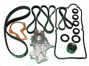 timing belt kit suzuki esteem 1995 2000 1 6l plete water pump Engine Belt image is loading timing belt kit suzuki esteem 1995 2000 1