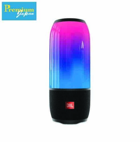 JBL JBLPULSE3BLKJN Bluetooth Illumination PULSE3 Speaker Black From Japan New
