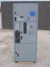 Asco 600 Amp Ats 7000 Automatic Transfer Switch 3ph 4w 208v Ak
