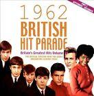 The 1962 British Hit Parade, Pt. 3: September-December [Acrobat] by Various Artists (CD, Jan-2013, 4 Discs, Acrobat (USA))
