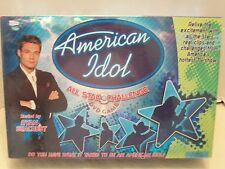 American Idol All Star Challenge DVD Game Screenlife NIB 2006!