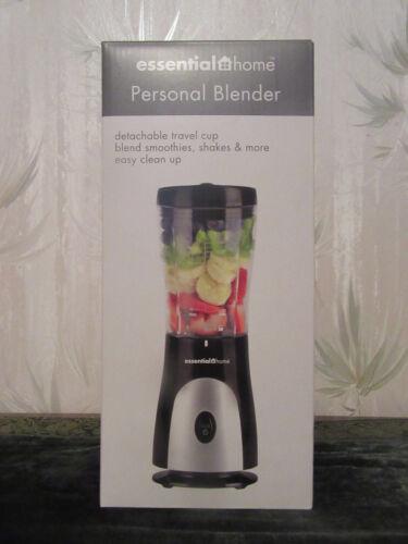 HOT! Essential Home HR2570 15oz Personal Blender Smoothie Maker New, Genuine