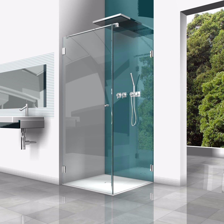 MAßANFERTIGUNG  Duschkabine Glasdusche  8 mm Glas max 1000 x 1000 x 2000 mm