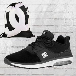 344b155b76 Das Bild wird geladen DC-Shoes-Sneaker-Heathrow-IA-schwarz-Schuhe-Herren-