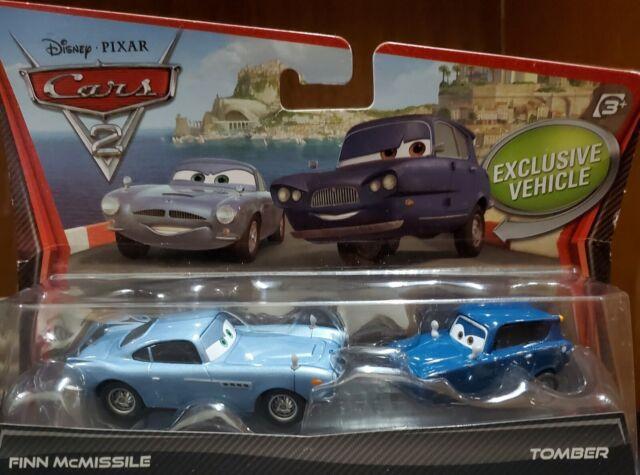 Amazon.com: Disney / Pixar 2013 CARS 2 AIRPORT ADVENTURE FINN ... | 475x640