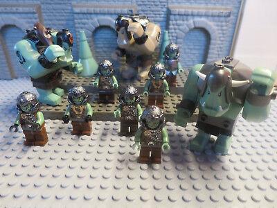I11 12 Lego Herr Der Ringe Lord Of The Rings Troll Orks 79004 Gollum Kg Ebay