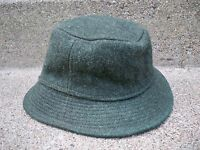 Filson Shelter Packer Cap Hunting Field Everyday Green Wool Hat Small
