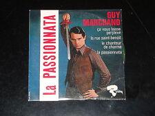 CD SINGLE - GUY MARCHAND - LA PASSIONNATA - 1965
