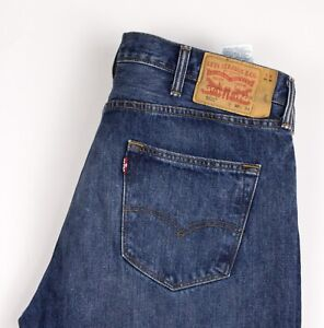 Levi's Strauss & Co Hommes 501 Jeans Jambe Droite Taille W38 L34 BBZ592