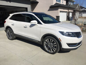 2017 Lincoln MKX Reserve Edition AWD 2.7L V6 Ecoboost
