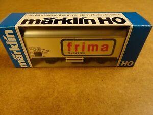 MARKLIN-MARKLIN-HO-BOXED-WAGON-FRIMA