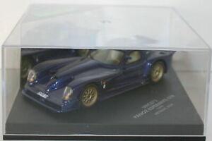 Vitesse-1-43-VMC073-Panoz-Ligas-GTR-1999-met-azul