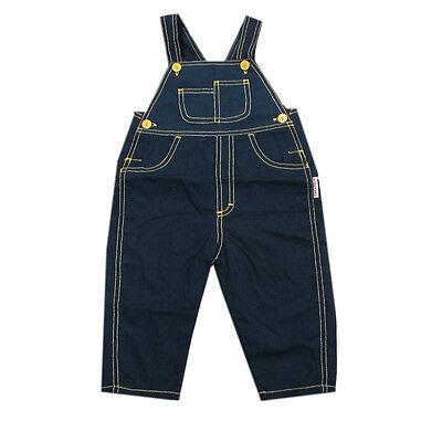 80 Cocorico Hosen lange Hose Latzhose Sommerhose Blau Jungen Baby Gr 74