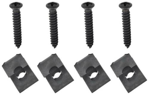 1970-78 Camaro Dash Carrier Assembly Screw and J-Nut Set