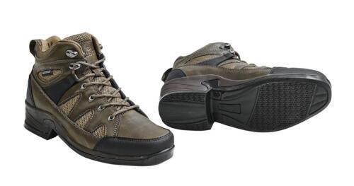 Saline Zapatos Boot cuero Busse de Senderismo Stallschuhe impermeable wqa4EOH