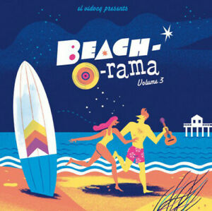 BEACH-O-RAMA-VOLUME-3-JUKEBOX-MUSIC-FACTORY-RECORDS-VINYLE-NEUF-NEW-VINYL-LP-C
